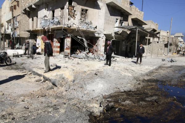 Германия возложила на Россию ответственность за прекращение огня в Сирии