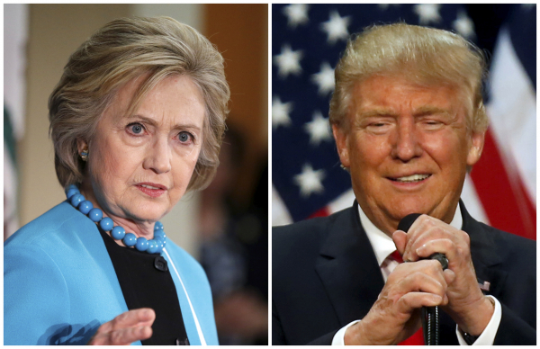 Трамп призвал Клинтон обнародовать медицинскую карту