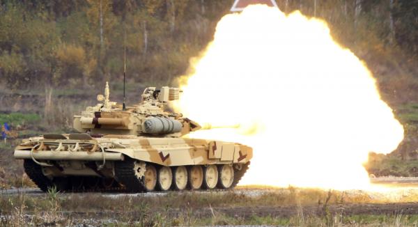 Иран отказывается от русских Т-90 ибудет производить собственные танки