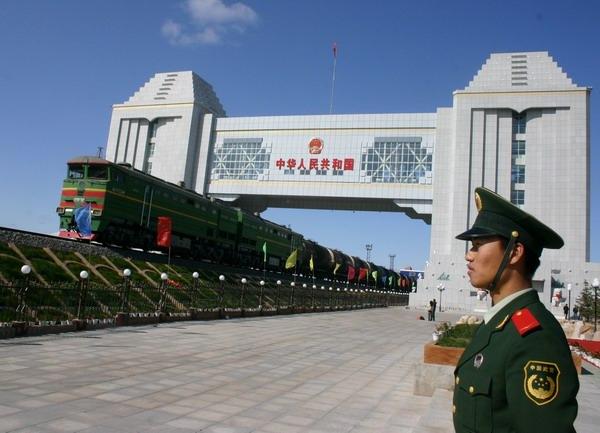 Из Китая в Россию открыт новый грузовой железнодорожный маршрут