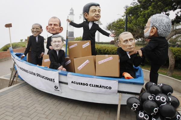 Экспорт воды. Что выиграет Россия от изменения климата