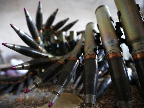 Группировка изУкраины незаконно поставляет оружие вЗападную Европу