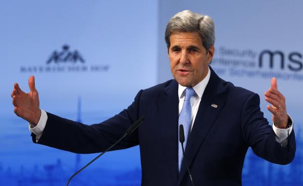 """Керри рассказал миру об успехах американцев в борьбе с """"Исламским государством"""""""