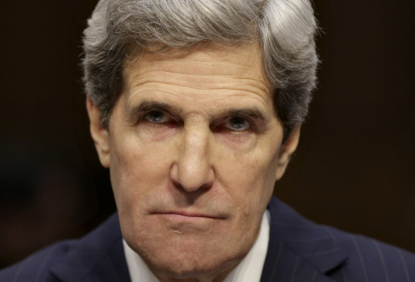 Керри снова заговорил о необходимости ухода Асада