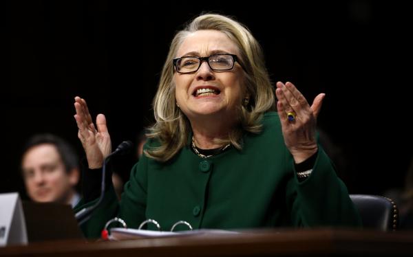 Хиллари Клинтон получала отчеты о передачах российских телеканалов