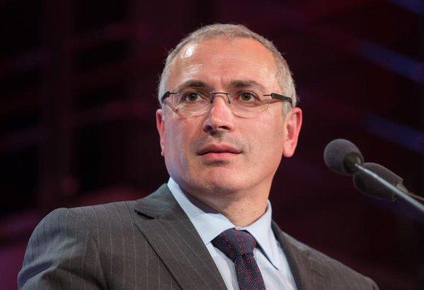 Михаила Ходорковского объявили вмеждународный розыск