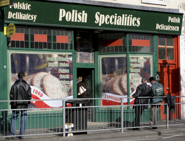 Польские министры едут вЛондон всвязи с еще одним нападением наполяков