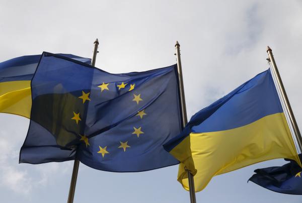 Киев подписал соглашение с ЕС о предоставлении финансовой помощи