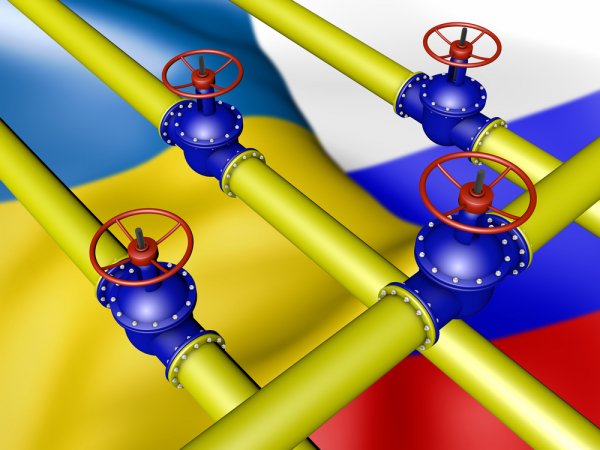 """Киев пригрозил """"Газпрому"""" судом в случае отказа платить по новому тарифу"""