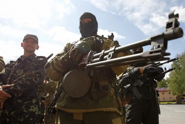 Киев пригрозил лидерам ополчения ДНР и ЛНР'несчастными случаями