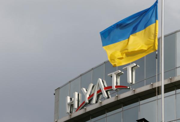 Киевское издание в 2015 число туристов приехавших на Украину упало на 93,5