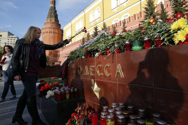 Коломойский заявил, что Саакашвили «сдаст Одессу русским»