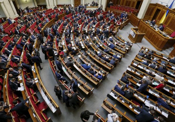 Комитет Рады поддержал разрыв дипотношений Украины сРоссией