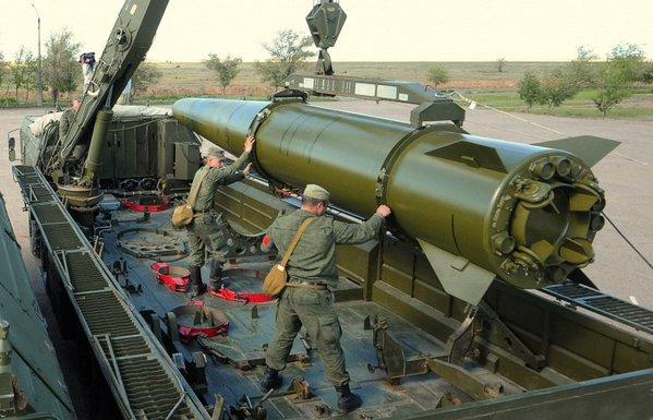 """Комплекс """"Искандер-М"""" получил новую аэробаллистическую ракету"""