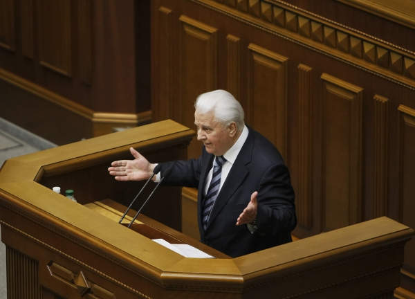 Кравчук: Украина может гордиться, что она развалила СССР