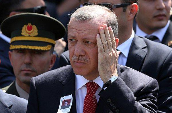 1845 дел об оскорблении Эрдогана будут расследоваться в Турции