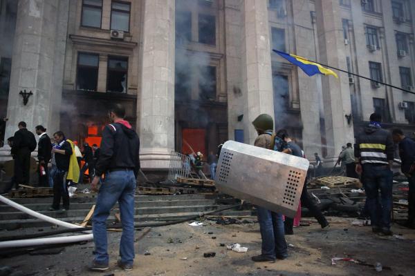 «Опасней Донбасса» - в СБУ опасаются проблем со стороны Херсона, Одессы и Харькова