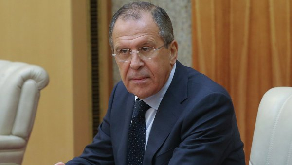 Лавров: УРФ иЛАГ единая позиция онеобходимости борьбы стерроризмом