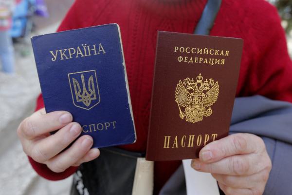 Льготный режим пребывания украинцев в РФ отменят 1 августа