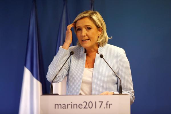 Сильная Европа может быть только вместе сРоссией— Марин ЛеПен