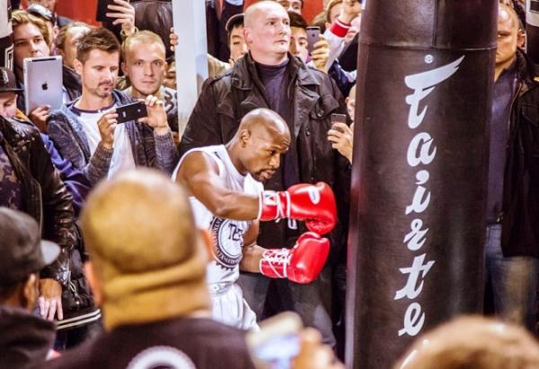 Боксеры попавшие в книгу рекордов гиннеса