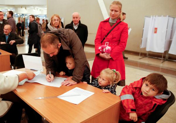 Матвиенко назвала выборы-2016 неменее организованными иэмоциональными