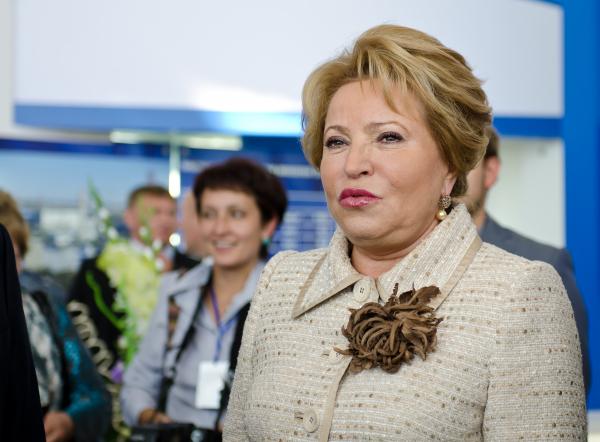 Матвиенко: при подготовке мирного контракта сЯпонией необходимо сделать атмосферу доверия