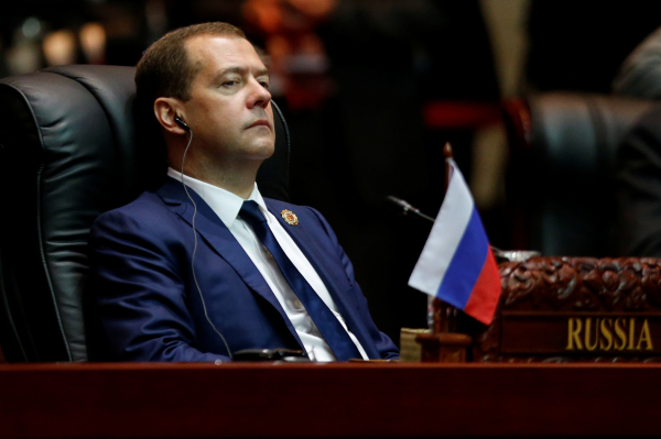 Медведев: Российская Федерация недолжна повторить ошибок миграционной политикиЕС