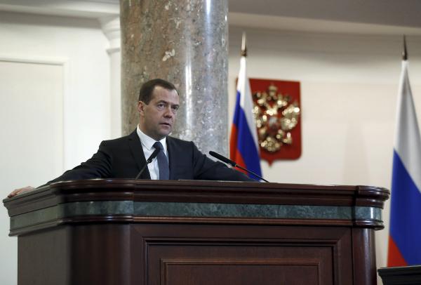 Медведев отправил вотставку руководителя  ФТС Андрея Бельянинова