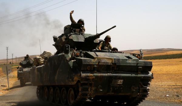 МИД Ирана потребовал оттурецких властей остановить военную операцию вСирии