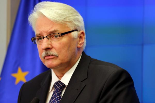 Министр иностранных дел Польши объявил оготовности поддерживать отношения сРоссией