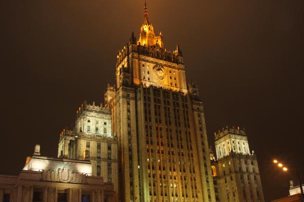 """МИД России: Польша продолжает эскалацию развязанной ею """"войны с памятниками"""""""