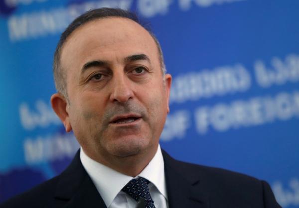 Руководитель МИД Турции обвинил Запад вукраинском кризисе