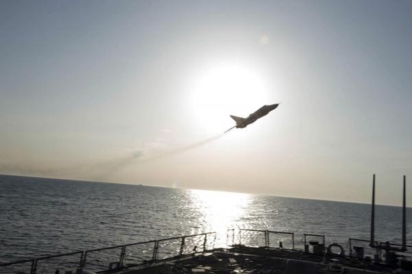 Министр ВВС США попросила Российскую Федерацию аккуратнее летать над североамериканскими кораблями