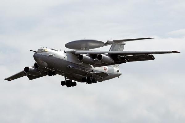 Минобороны доконца года получит четвертый модернизированный самолет А-50У