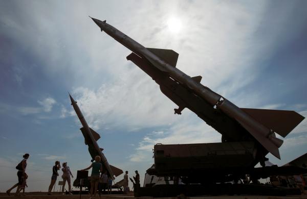Под Калугой испытали робота-гранатометчика для охраны ракетных шахт
