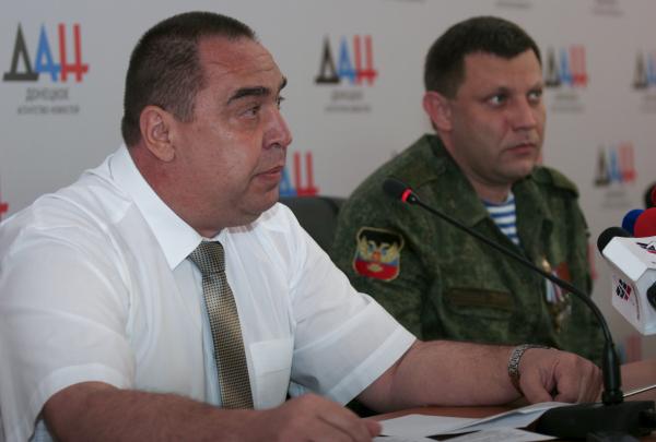Главарь «ЛНР» назвал Савченко миротворцем-одиночкой