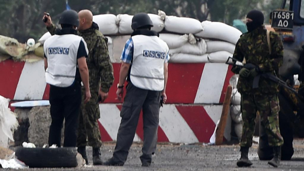 Миссия ОБСЕ: жители Донбасса хотят быть частью европейского мира