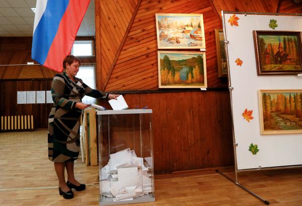 МВД заявило оботсутствии «каруселей» навыборах вАлтайском крае