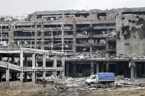 «Мысвами»,— Порошенко поздравил Донецк