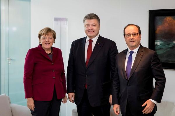 """Порошенко прокомментировал возможный """"обмен"""" Украины на Сирию"""