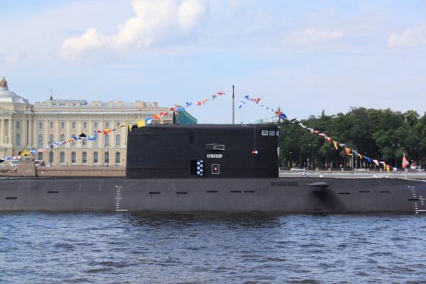 Программа празднования Дня ВМФ вАстрахани
