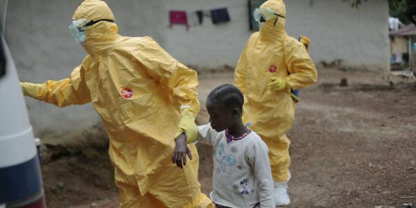 На совещании ООН миру презентовали российскую вакцину от Эболы