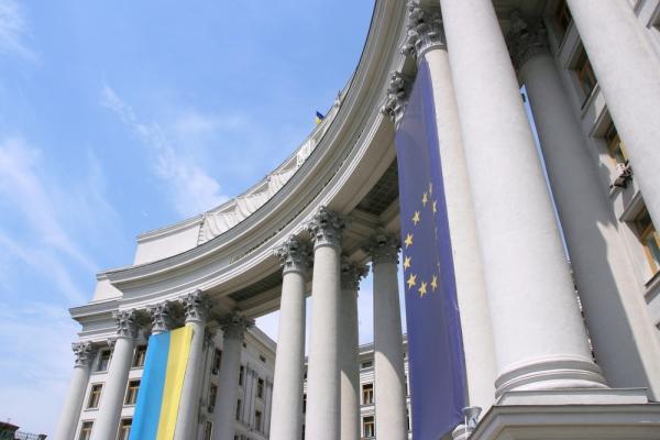ВМИД Украины поведали обусловиях назначения нового посла РФ