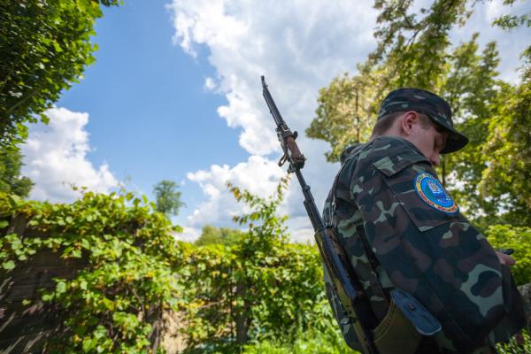 На Украине сетуют, что украинцы больше не хотят воевать и откупаются от военкоматов