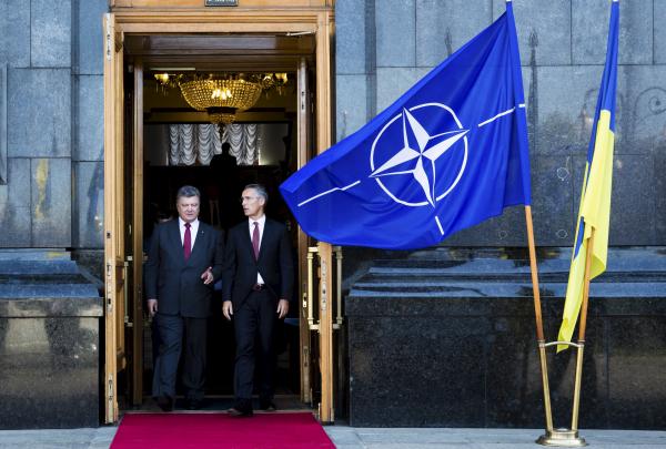 На Украине стартуют реформы для вступления страны в НАТО