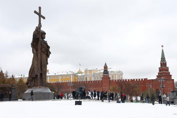 РФ пресекла антиправославный выпад Украинского государства о«настоящем Владимире»