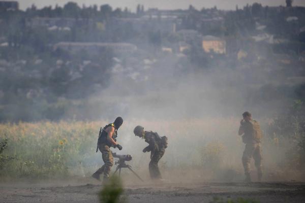 ВСУ обстреляли территорию ЛНР изстрелкового оружия— Донбасс