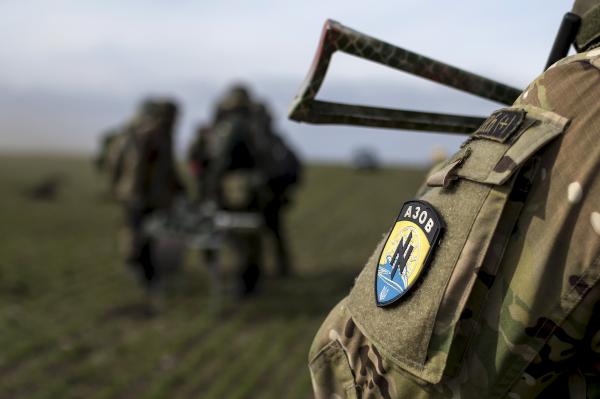 Националистические батальоны «Азов» и «Донбасс» вернутся воевать в Донбасс