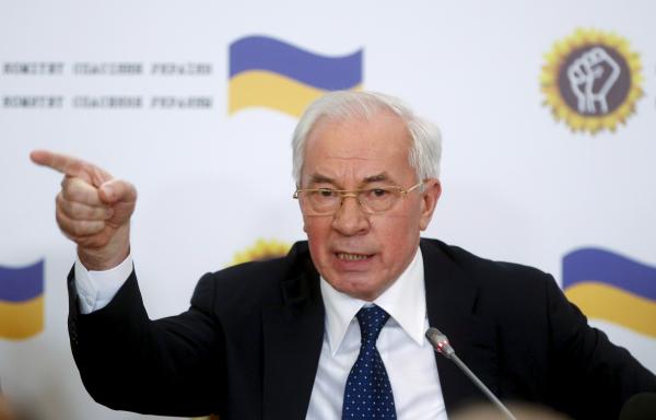 Николай Азаров разработал программу по выводу Украины из хаоса
